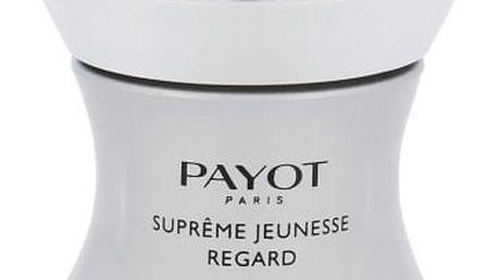 PAYOT Supreme Jeunesse Regard 15 ml oční krém proti vráskám pro ženy