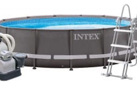 Bazén Intex Ohio 4,88 x 1,22 m s pískovou filtrací