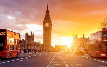 Zájezd: Stonehenge, Windsor i 2 noci v Londýně