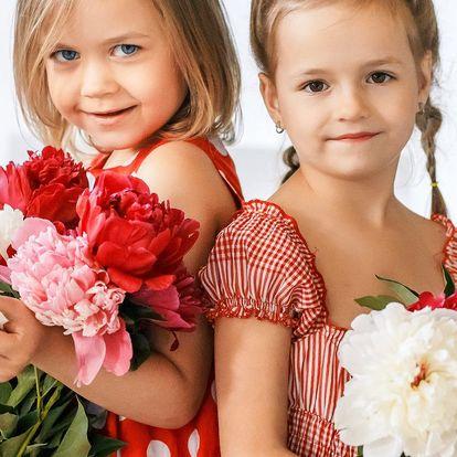Prázdninové kurzy aranžování z květin pro děti