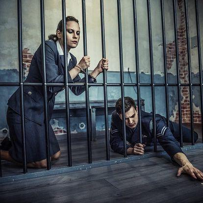 Úniková hra Špioni