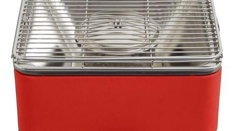 Feuerdesign Teide Barva: červená
