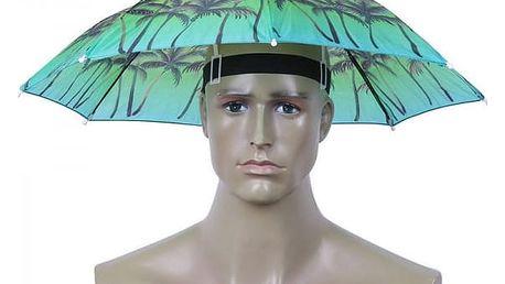 Deštník na hlavu - 8 variant