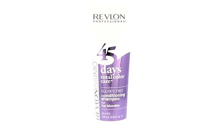 Revlon Professional Revlonissimo 45 Days 2in1 For Ice Blondes 275 ml šampon W