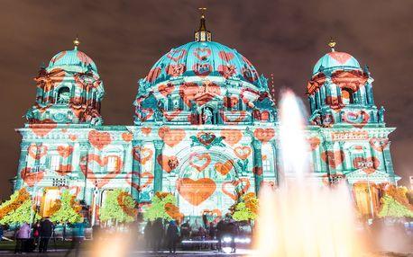 Berlín: Výlet na proslulý festival světel