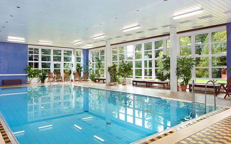 Letní pobyt v Harrachově 3+1: polopenze, wellness