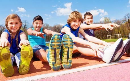 Příměstský sportovní tábor pro děti ve věku 6 – 12 let
