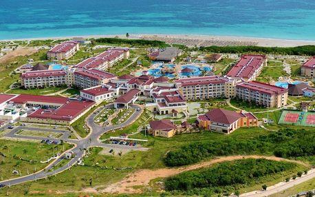 Kuba - Varadero na 9 dní, all inclusive s dopravou letecky z Vídně