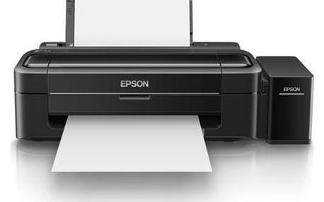 Tiskárna inkoustová Epson L310 černá (C11CE57401)