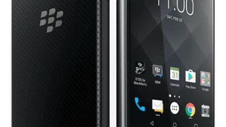 Mobilní telefon BlackBerry KEYOne černý (PRD-63117-015)
