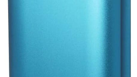Powerbank ADATA A10050QC 10050mAh, s funkcí rychlonabíjení (AA10050QC-USBC-5V-CBL) modrá