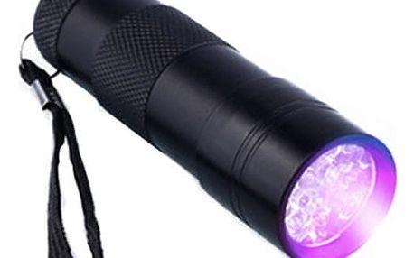 Mini UV svítilna