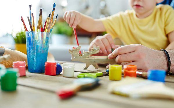 Tvořivé dílny pro děti