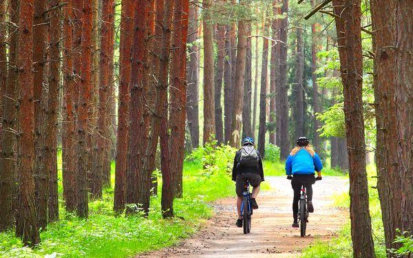 Cyklistické trasy na Šumavě