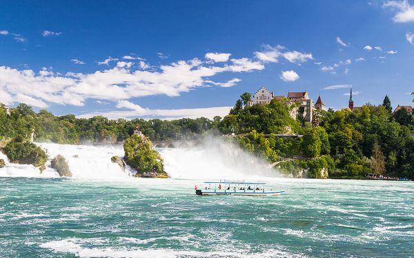 Zájezd k Rýnským vodopádům