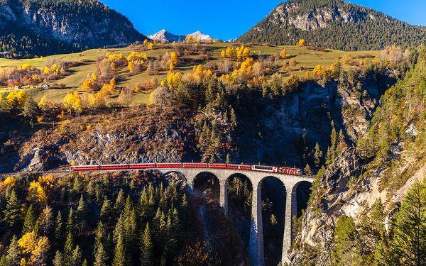 Poznávací zájezdy do Švýcarska