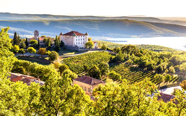 Poznávací zájezdy do Provence