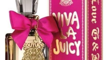 Juicy Couture Viva La Juicy 100 ml parfémovaná voda tester pro ženy