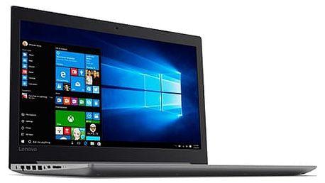 Notebook Lenovo 320-15IKBRN (81BG000KCK) šedý Software F-Secure SAFE, 3 zařízení / 6 měsíců + Monitorovací software Pinya Guard - licence na 6 měsíců v hodnotě 979 Kč + DOPRAVA ZDARMA