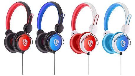 Pohodlná sluchátka V10 ve 3 barvách
