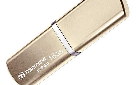 USB Flash Transcend JetFlash 820G 16GB zlatý (TS16GJF820G)