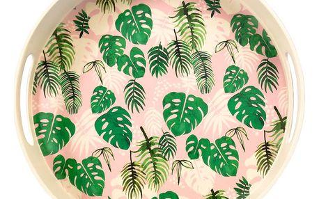 Bambusový tác Rex London Tropical Palm