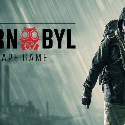 Chernobyl – dozimetrická věž: hra až pro 4 os.