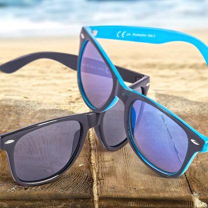 Originální sluneční brýle Wayfarer a Pilot