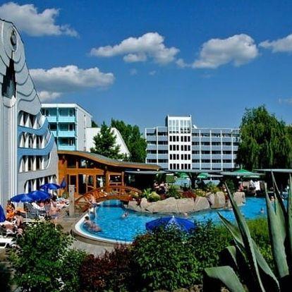 Maďarsko - Balaton na 3 až 4 dny, polopenze s dopravou vlastní
