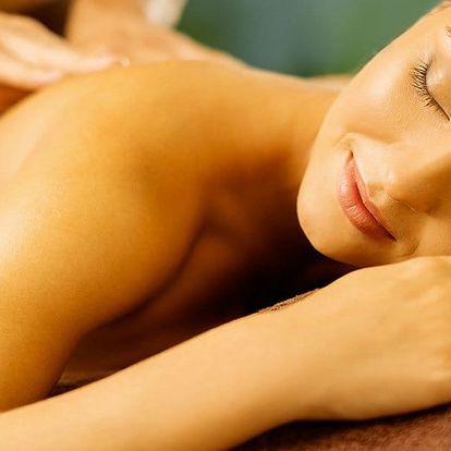 Masáž dle výběru v délce 30, 60 nebo 90 minut