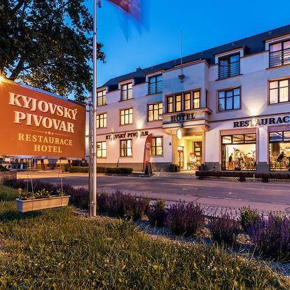 Ubytování v samém centru královského města Kyjova