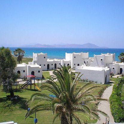 Řecko - Kos na 8 dní, polopenze s dopravou letecky z Prahy nebo Brna přímo na pláži
