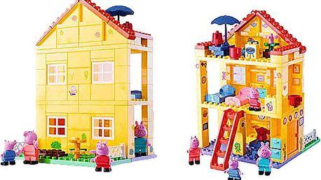 BIG PlayBig Bloxx Peppa Pig Dům