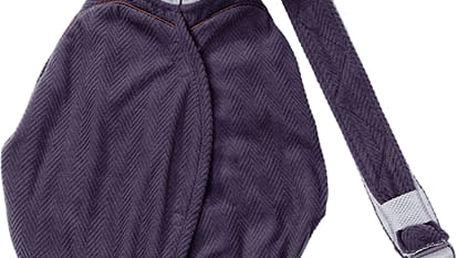LODGER Nosítko Shelter Fleece – Reluxury Antracite