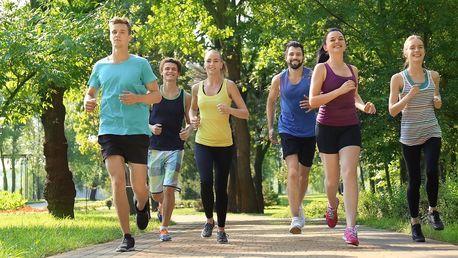 Letní běžecké kurzy pro začátečníky i pokročilé