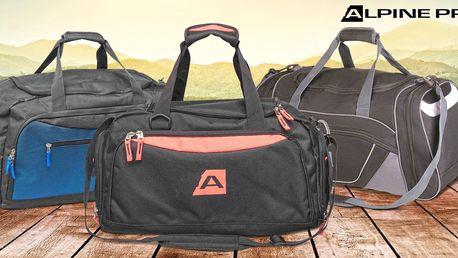Sportovní tašky Alpine Pro - 3 varianty