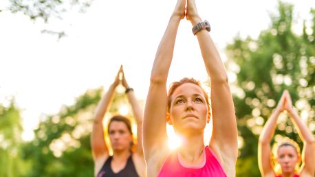 1-3 lekce cvičení pro ženy všech věkových kategorií
