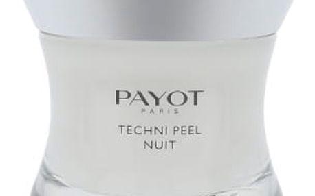 PAYOT Techni Liss Nuit Re-surfacing Care 50 ml noční pleťový krém proti vráskám pro ženy