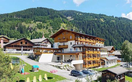 Rakousko - Tyrolsko na 3 dny, polopenze s dopravou vlastní