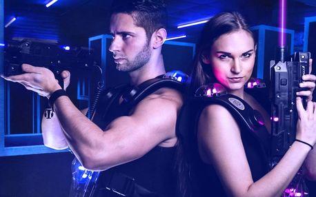 Laser game: parádní střílečka až pro 8 osob