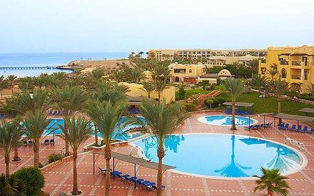 Egypt - Marsa Alam na 7 až 8 dní, all inclusive s dopravou letecky z Prahy přímo na pláži