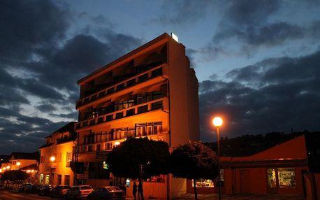 Hotel Krystal v samém centru lázní Luhačovice