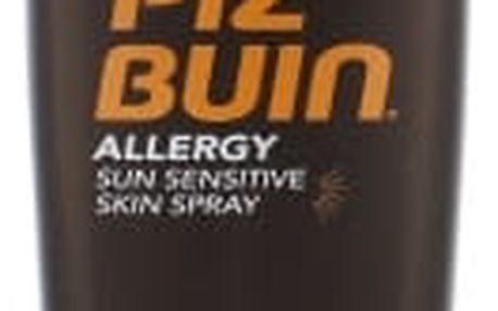 PIZ BUIN Allergy Sun Sensitive Skin Spray SPF15 200 ml opalovací přípravek na tělo pro ženy