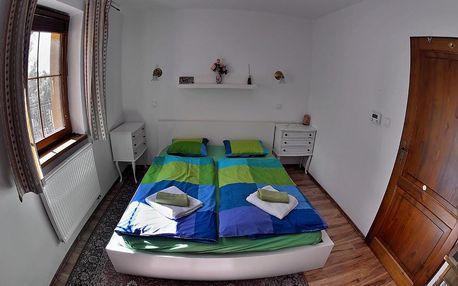 Rodinný pobyt v Krkonoších v apartmá s možností půjčení kolobežek