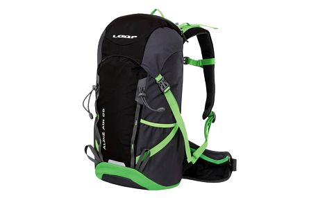 Loap ALPIZ AIR 25 black/green