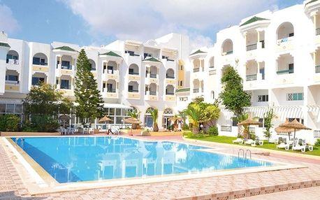 Tunisko - Mahdia na 8 až 9 dní, all inclusive s dopravou letecky z Brna nebo Prahy přímo na pláži