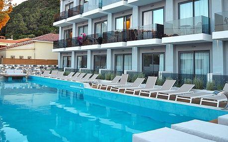 Řecko - Samos na 8 dní, all inclusive s dopravou letecky z Prahy 100 m od pláže