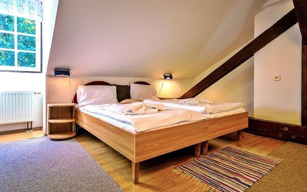 Dvoulůžkový pokoj MINI s manželskou postelí nebo oddělenými postelemi4