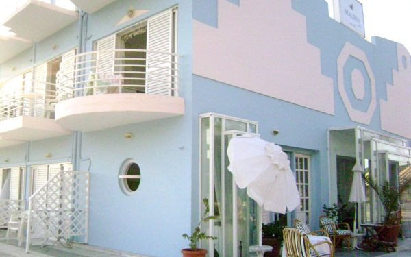 Comfort Malievi Aparthotel
