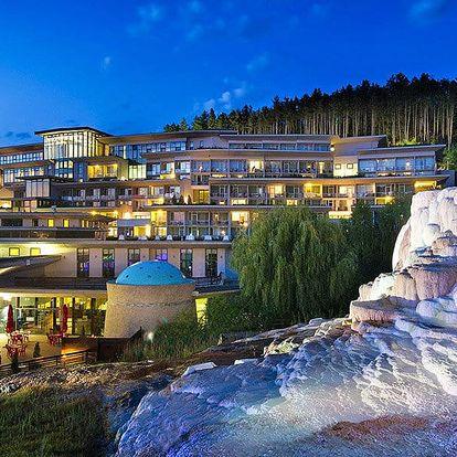 Maďarský Egerszalók nedaleko Solného kopce v luxusním 4* hotelu s neomezeným vstupem do termálních lázní, fitness a polopenzí